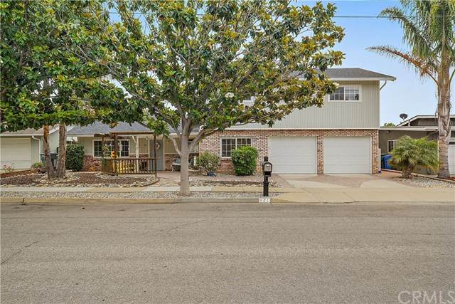 421 Woodland Drive, Arroyo Grande, CA 93420 (#302579432) :: Whissel Realty
