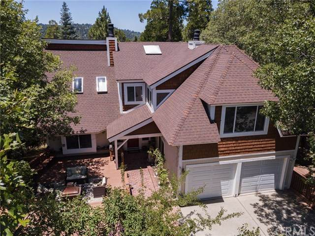 358 Grizzly Road, Lake Arrowhead, CA 92352 (#302579512) :: Whissel Realty