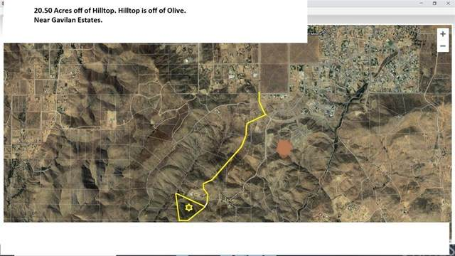 20 Acres Hilltop, Lake Mathews, CA 92570 (#302579659) :: Cay, Carly & Patrick | Keller Williams