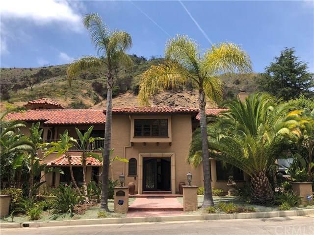 1345 Moraga Drive, Los Angeles, CA 90049 (#302579776) :: Whissel Realty