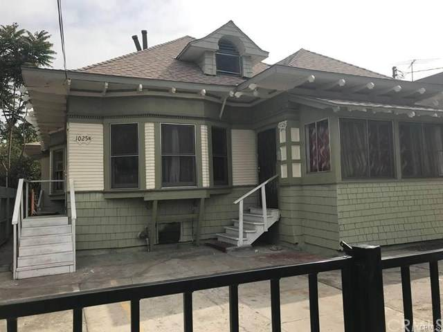 1025 W 20th Street, Los Angeles, CA 90007 (#302579985) :: Whissel Realty
