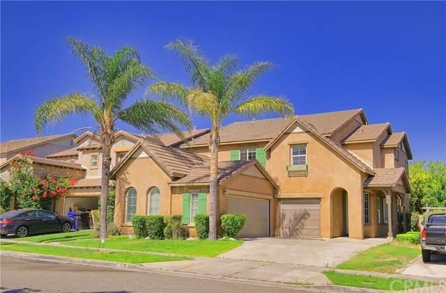 7595 Duck Creek Place, Rancho Cucamonga, CA 91739 (#302580847) :: Compass