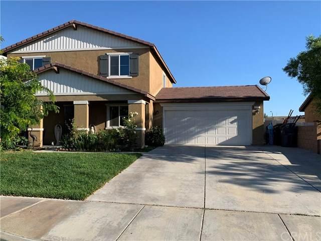 745 Bogey Drive, Beaumont, CA 92223 (#302581313) :: COMPASS
