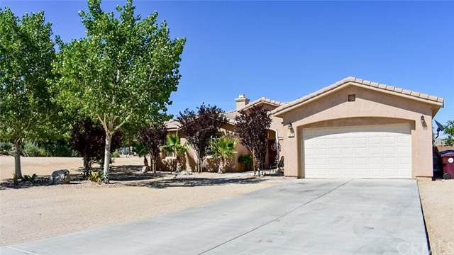 7615 San Remo, Yucca Valley, CA 92284 (#302581358) :: Whissel Realty