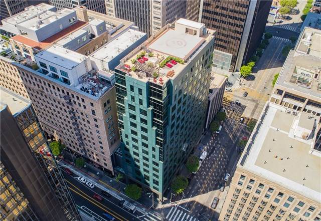 655 S Hope Street #1008, Los Angeles, CA 90017 (#302581388) :: Whissel Realty