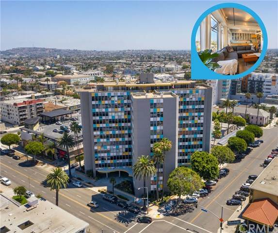 100 Atlantic Avenue #1110, Long Beach, CA 90802 (#302581475) :: Whissel Realty