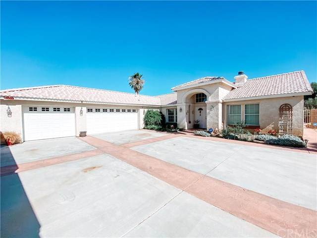 8555 Asio Way, Yucca Valley, CA 92284 (#302582042) :: Whissel Realty