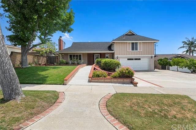 757 Arroues Drive, Fullerton, CA 92835 (#302582384) :: Whissel Realty