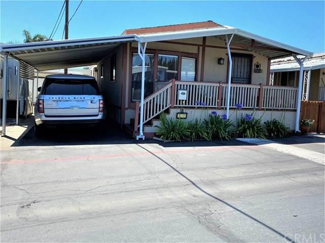 300 W Lincoln Avenue #59, Orange, CA 92865 (#302582489) :: Compass