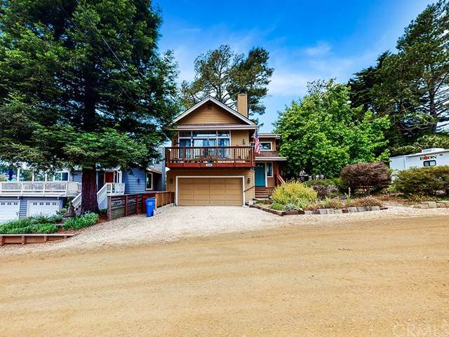 1541 Stuart Street, Cambria, CA 93428 (#302582647) :: Whissel Realty