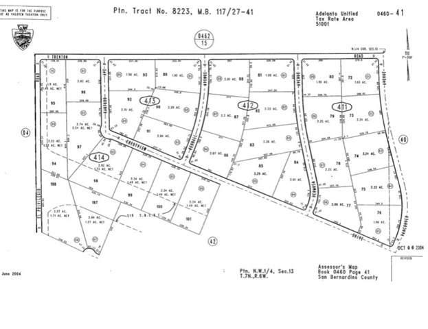 8223 0460411080000 APN, Adelanto, CA 51001 (#302582944) :: Wannebo Real Estate Group