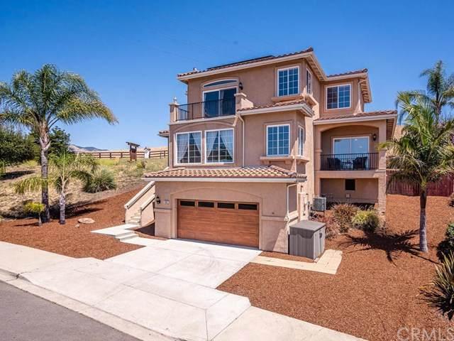 1602 Huckleberry Lane, San Luis Obispo, CA 93401 (#302583215) :: Whissel Realty