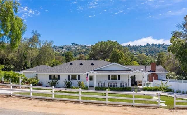 57 Buckskin Lane, Rolling Hills Estates, CA 90274 (#302583789) :: COMPASS