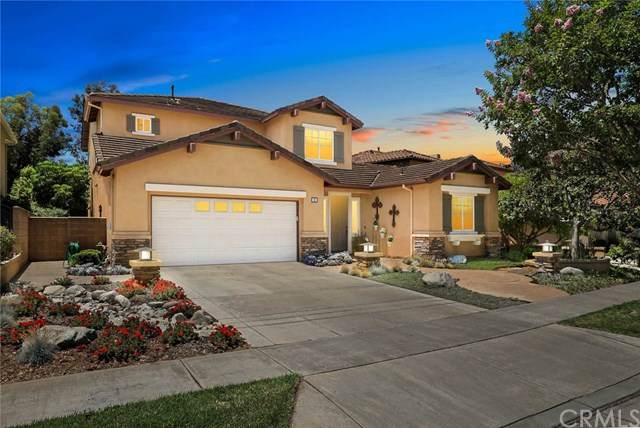 12 Whispering Willow Court, Azusa, CA 91702 (#302583850) :: Compass