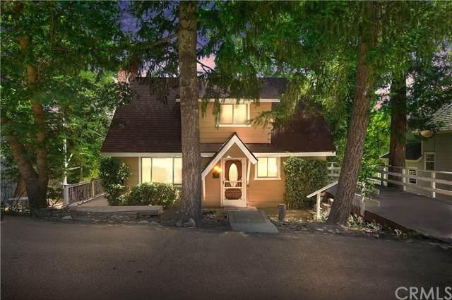 296 Manzanita Drive, Lake Arrowhead, CA 92352 (#302585117) :: Cay, Carly & Patrick | Keller Williams