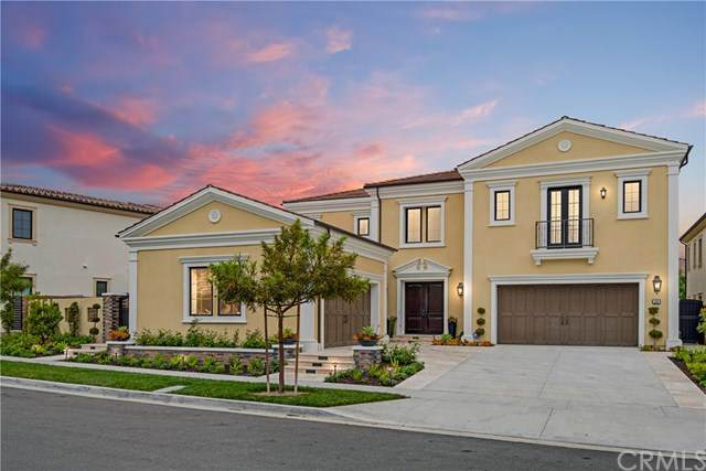 109 Canyon Retreat, Irvine, CA 92618 (#302585155) :: Whissel Realty