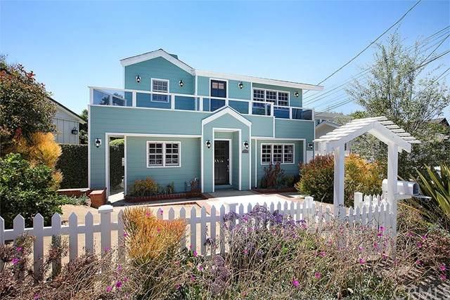589 Brooks Street, Laguna Beach, CA 92651 (#302585306) :: Compass