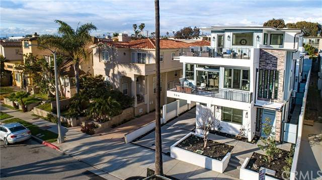 304 N Catalina Avenue A, Redondo Beach, CA 90277 (#302585443) :: Pugh-Thompson & Associates