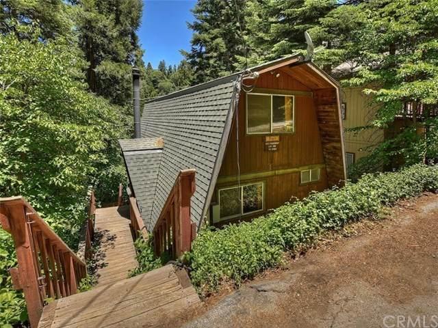 832 Oakmont Lane, Lake Arrowhead, CA 92352 (#302585931) :: Whissel Realty