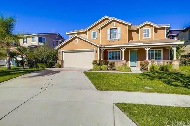 12816 Crestfield Court, Rancho Cucamonga, CA 91739 (#302586609) :: Compass