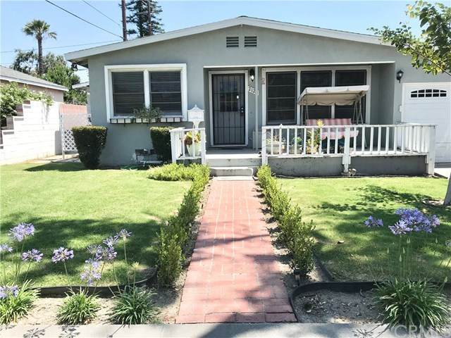 2124 W Ash Ave, Fullerton, CA 92833 (#302586704) :: Whissel Realty