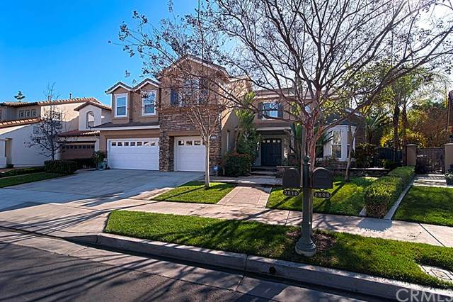2810 Ashberry Court, Fullerton, CA 92835 (#302587000) :: Compass