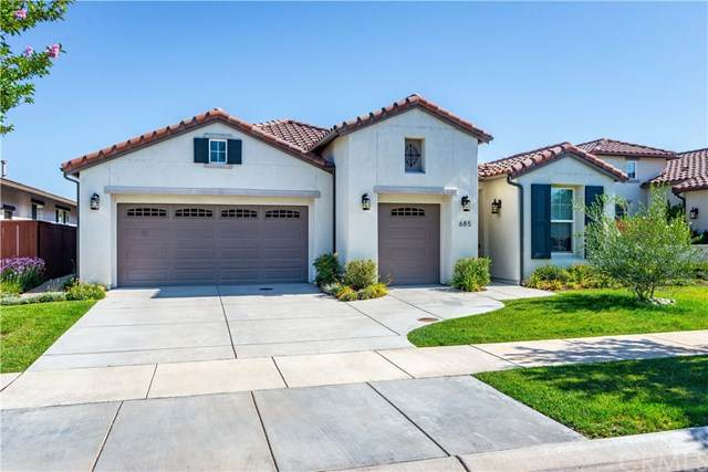 685 Robie Court, Paso Robles, CA 93446 (#302587041) :: Whissel Realty