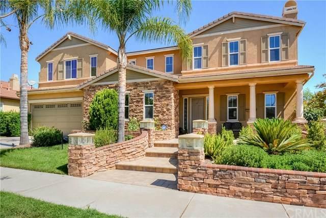 8458 Sunset Rose Drive, Corona, CA 92883 (#302587178) :: Pugh-Thompson & Associates