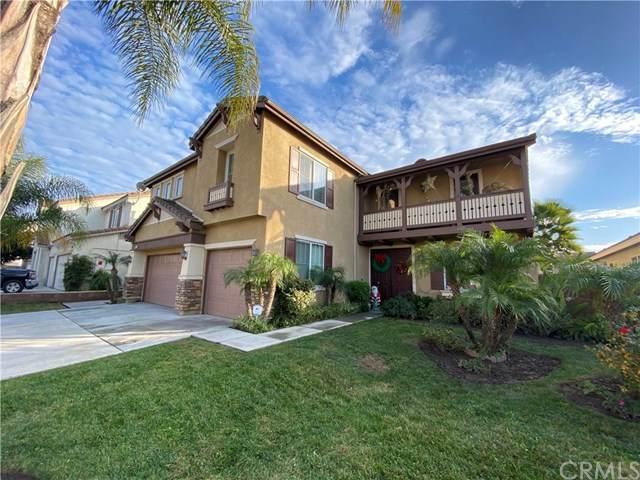 13665 Heatherwood Drive, Eastvale, CA 92880 (#302587261) :: Whissel Realty