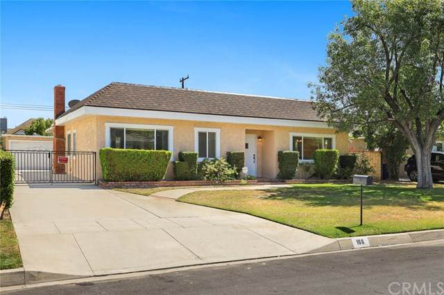 166 W Le Roy Avenue, Arcadia, CA 91007 (#302587301) :: Whissel Realty