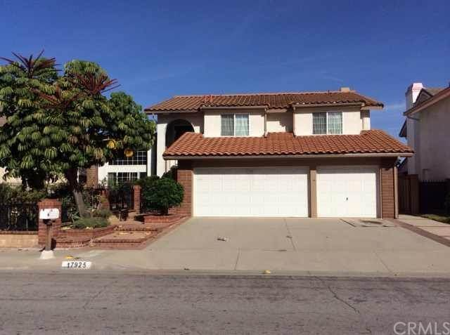 17925 Calle Barcelona, Rowland Heights, CA 91748 (#302587306) :: Whissel Realty