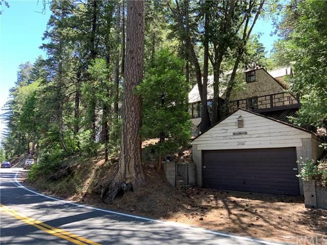 27681 Lakes Edge Road, Lake Arrowhead, CA 92352 (#302587352) :: Compass