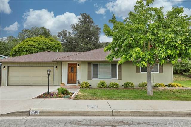 340 Tally Ho Road, Arroyo Grande, CA 93420 (#302588164) :: Whissel Realty