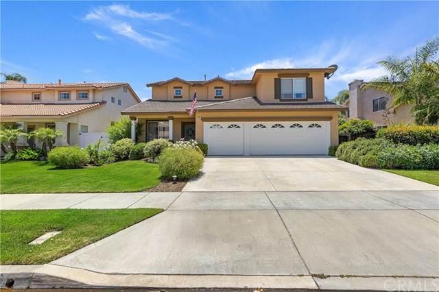 646 Sky Ridge Drive, Corona, CA 92882 (#302588196) :: Keller Williams - Triolo Realty Group