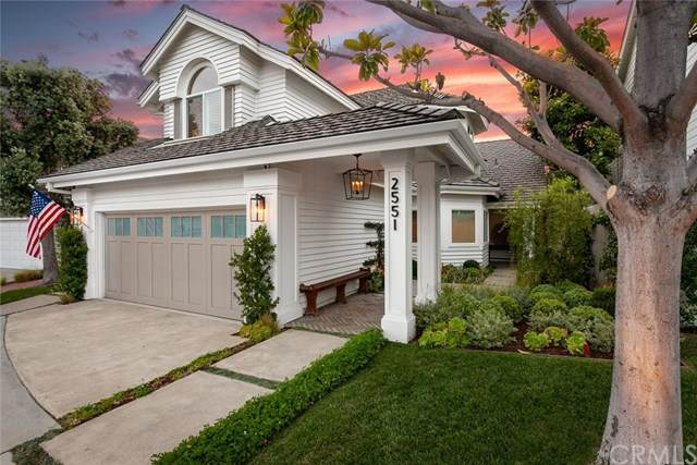 2551 Point Del Mar, Corona Del Mar, CA 92625 (#302588221) :: Compass