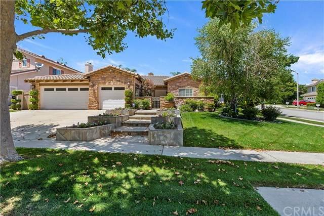 12634 Cambria Drive, Rancho Cucamonga, CA 91739 (#302588444) :: Compass