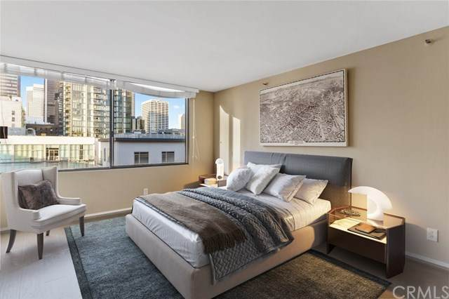 600 W 9th Street #1009, Los Angeles, CA 90015 (#302589002) :: Whissel Realty