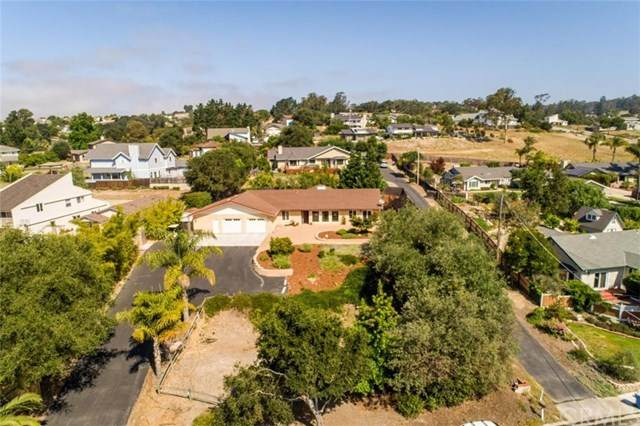 321 Tally Ho Road, Arroyo Grande, CA 93420 (#302589025) :: Whissel Realty