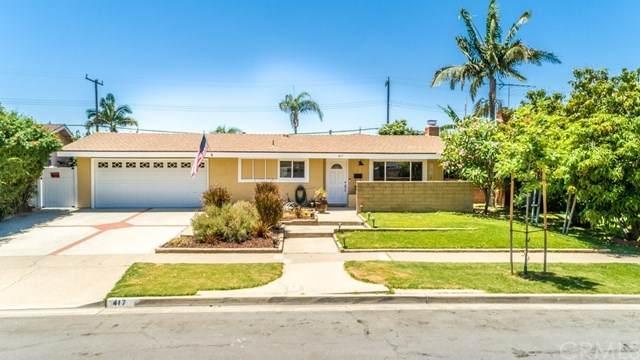 417 N Citrus View Drive, Anaheim Hills, CA 92807 (#302589040) :: Compass