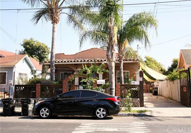 1546 E 41st Street, Los Angeles, CA 90011 (#302589069) :: The Stein Group