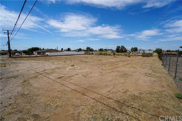 0 Birch, Hesperia, CA 92345 (#302589358) :: Whissel Realty