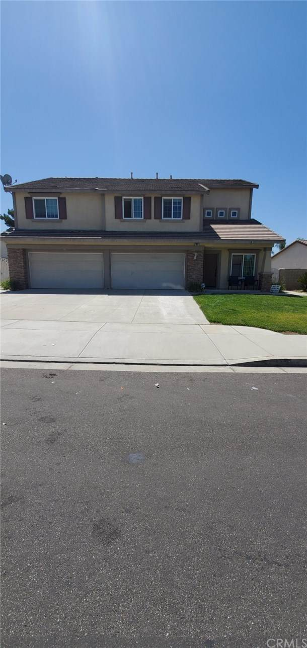 7881 Calle Carrisa, Highland, CA 92346 (#302589548) :: COMPASS