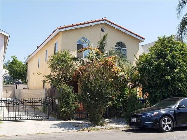 1285 W 35th Place, Los Angeles, CA 90007 (#302589790) :: Whissel Realty