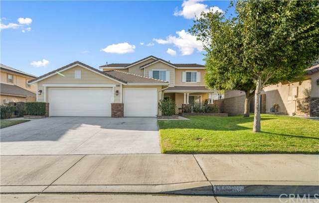 15280 River Rock Drive, Fontana, CA 92336 (#302589849) :: Compass