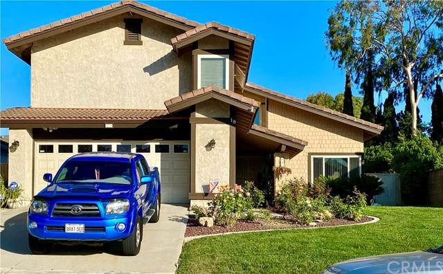 18 Old Wood Road, Phillips Ranch, CA 91766 (#302590879) :: Compass