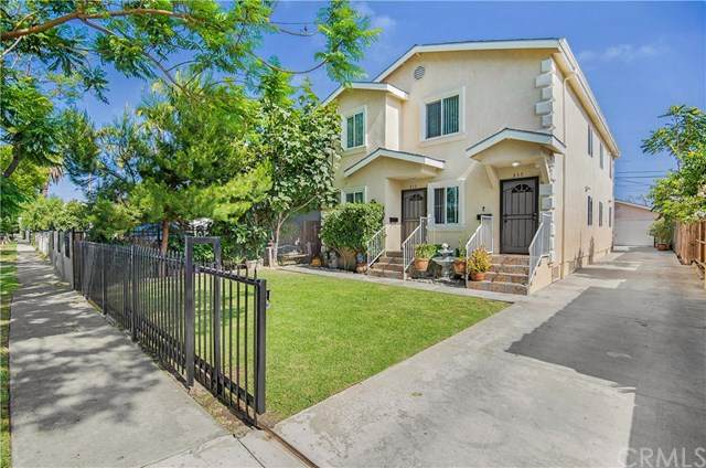 353 E 84th Street, Los Angeles, CA 90003 (#302591969) :: Whissel Realty