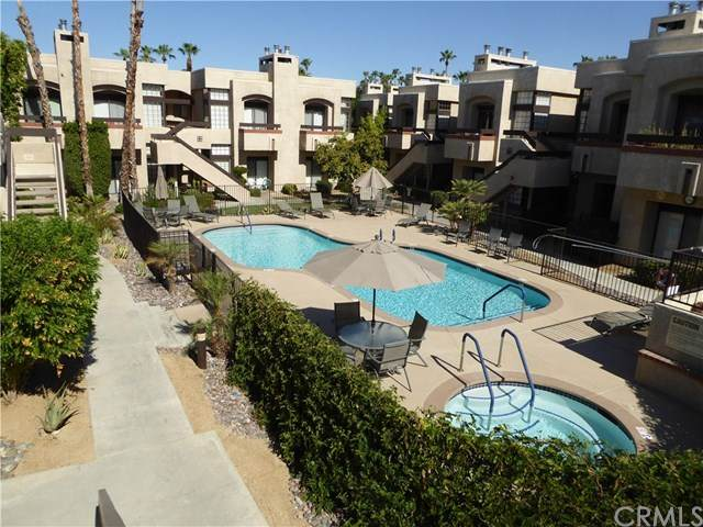 2601 S Broadmoor Drive #71, Palm Springs, CA 92264 (#302599286) :: Whissel Realty