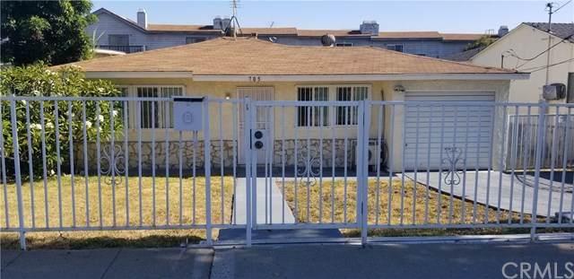 705 E Graves Avenue, Monterey Park, CA 91755 (#302600092) :: Whissel Realty