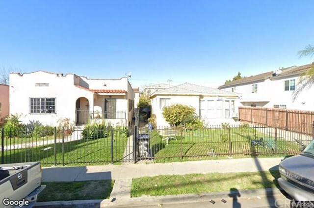 2045 S Burnside Avenue, Los Angeles, CA 90016 (#302601553) :: Whissel Realty