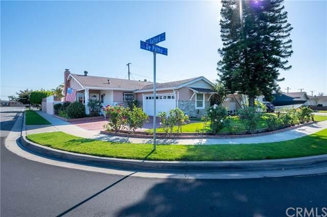 7226 De Palma Street, Downey, CA 90241 (#302601783) :: Whissel Realty
